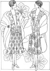fashion coloring books welcome to dover publications