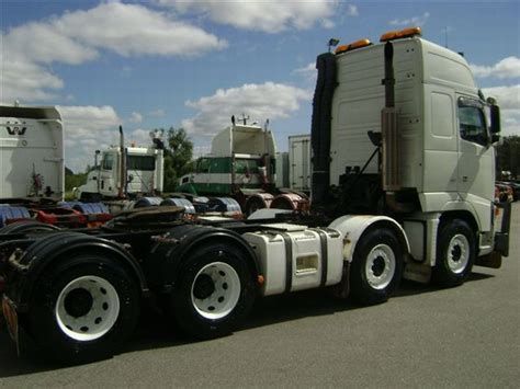 volvo truck prices in australia used volvo fh16 tractor units year 2005 price 115 832