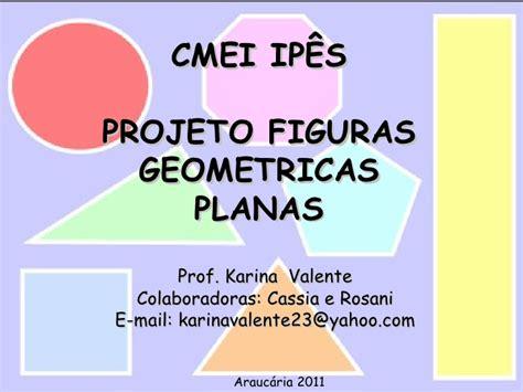 figuras geometricas não planas projeto figuras geometricas planas 2