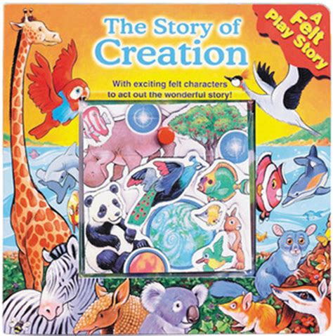 philosophy in the boudoir creation classics the story of creation a felt play story by cathie