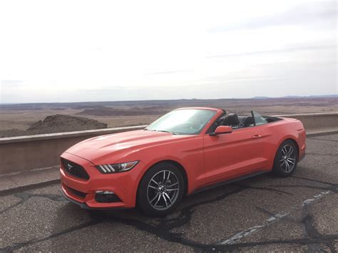 Ford Mustang 2 3 2016 2016 ford mustang 2 3 ecoboost review the crittenden