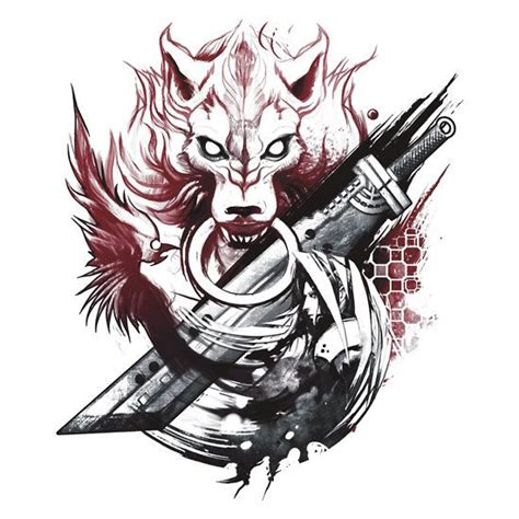 final fantasy tattoo designs 25 best ideas about on