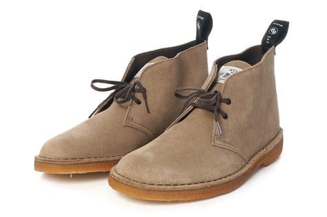 clarks desert boot wtaps x clarks 2013 summer desert boots hypebeast