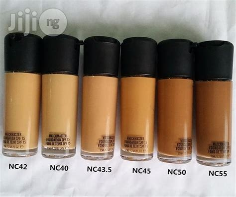 Foundation Mac Matchmaster mac makeup matchmaster foundation makeup daily
