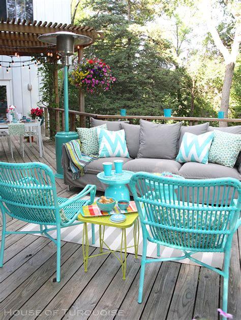 Turquoise Patio Furniture Interior Design Ideas Home Bunch Interior Design Ideas