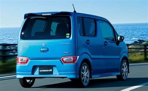 New Suzuki Wagon R New Generation Suzuki Wagonr And Stingray Unveiled In