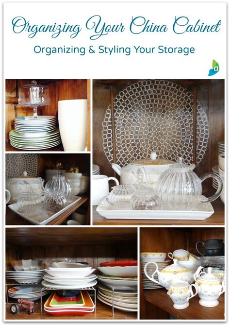 how to organize a china cabinet organizing the china cabinet how to organize cabinets