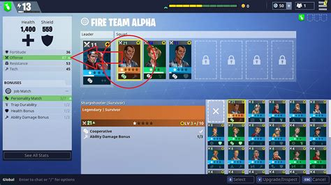 fortnite guide fortnite guide to stats and survivor squads fortnite