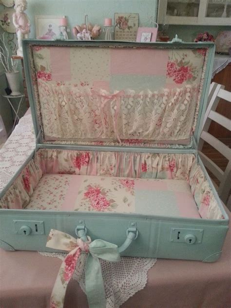 How To Decoupage A Suitcase - 1000 ideas about decoupage suitcase on