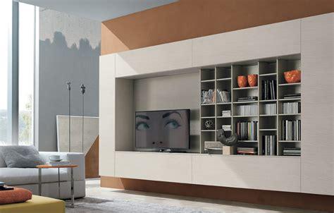 arredare parete soggiorno come arredare la parete soggiorno in stile moderno e