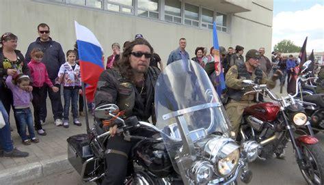 Motorrad Gang Film by Nachtw 246 Lfe Russlands H 228 Rteste Motorrad Gang Bilder Tv