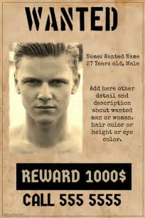 wanted layout artist wanted poster template old paper style postermywall
