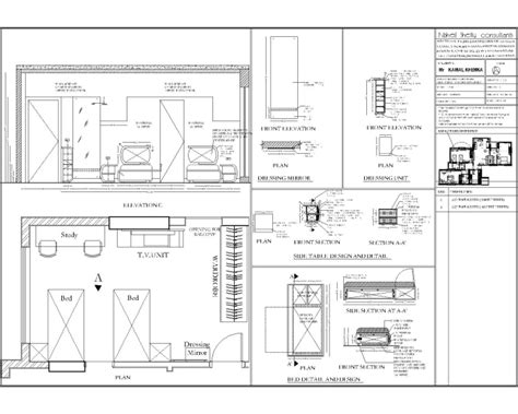 interior detail drawings