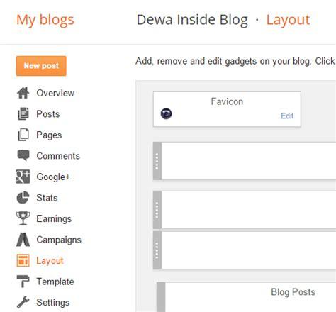membuat favicon blog cara membuat favicon blogger dewa inside