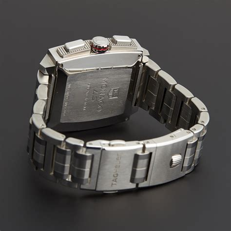 Tag Heuer Monaco Ls Automatic tag heuer monaco ls chronograph automatic cal2110