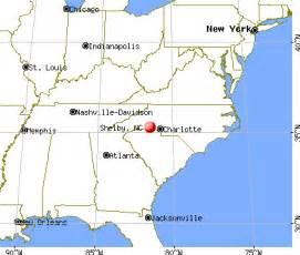 shelby carolina nc 28150 profile population