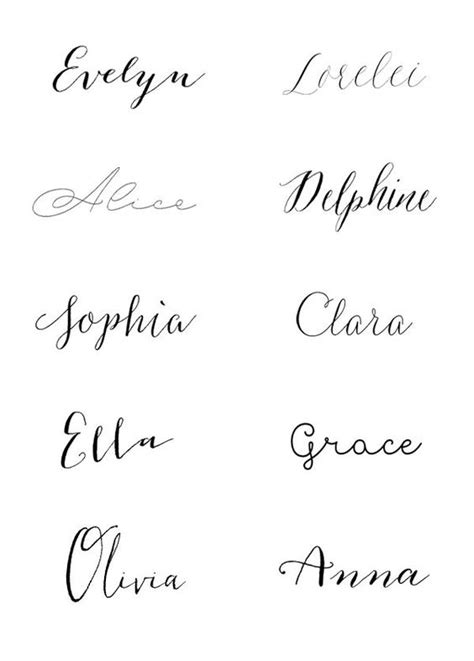 nice tattoo fonts the world s catalog of ideas