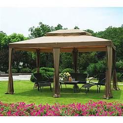 big lots patio gazebos big lots 10 x 13 sunjoy gazebo replacement canopy l
