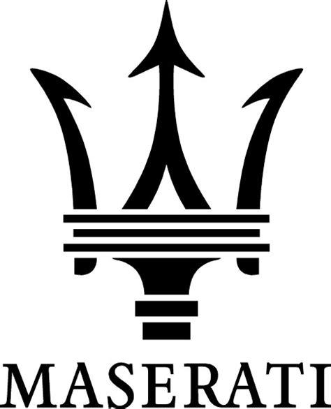 maserati logo vector maserati logo vector