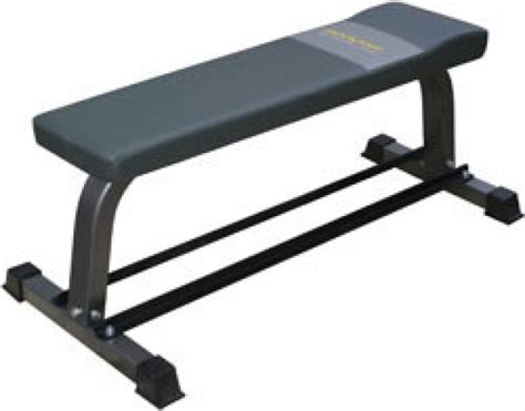 bodymax bench bodymax cf302 flat bench with dumbell rack home strength