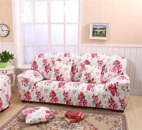 20 inspirations floral slipcovers sofa ideas