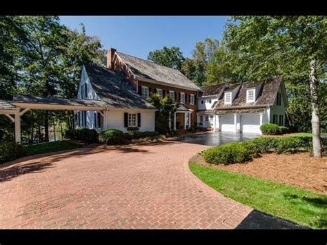 million dollar lake side luxury homes atlanta blue heron
