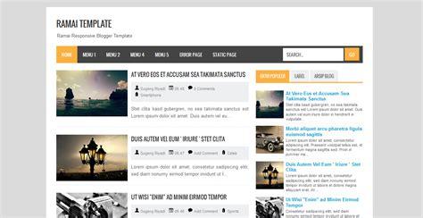 layout blog posts download template paling ringan paling seo blog newbie
