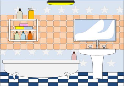bathroom video clip bathroom 2 free images at clker com vector clip art