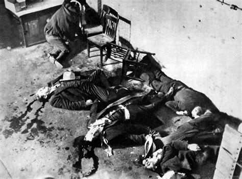 valentines day massacure serial killers