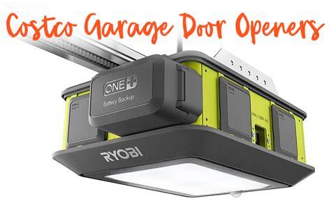Costco Garage Door Openers See Our List Of The Top 5 Costco Chamberlain Garage Door Opener
