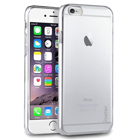 insten  crystal hard snap  case cover compatible