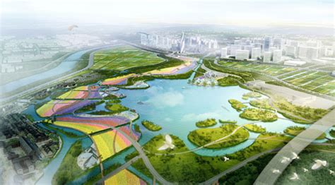 rainer landscape architect rainer schmidt and west 8 entries win guangzhou fangcun