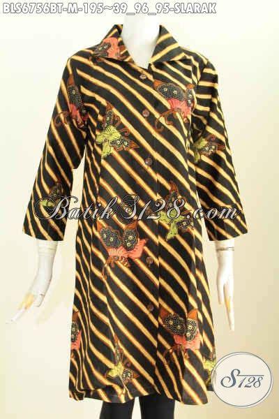 Batik Atasan 96 jual baju batik atasan wanita pakaian batik modern cocok