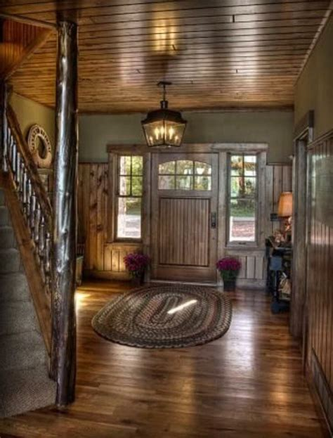 Rustic Entryway Decor Best 25 Primitive Living Room Ideas On