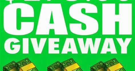Online Cash Giveaways - java john z s 175 cash giveaway