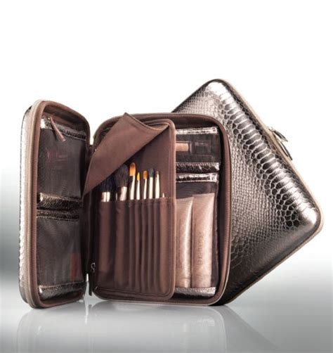 Browns Limited Edition Makeup Organiser by Mercier Limited Edition Portfolio Animation Collection
