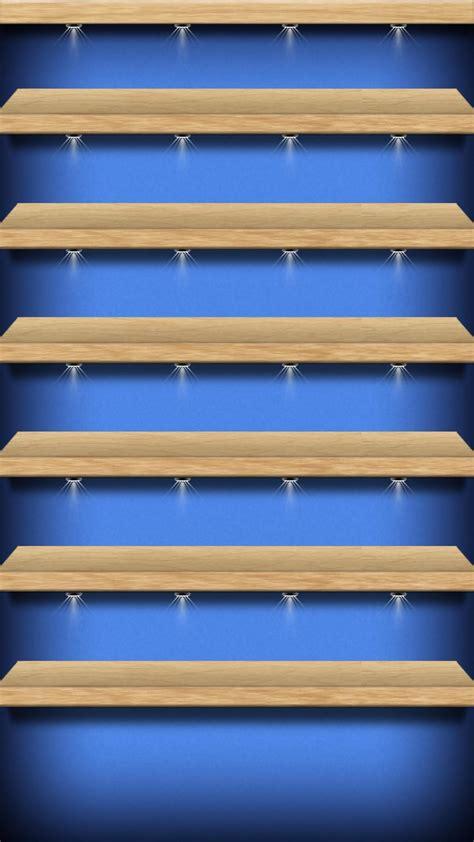 Iphone 6 Plus Shelves Wallpaper