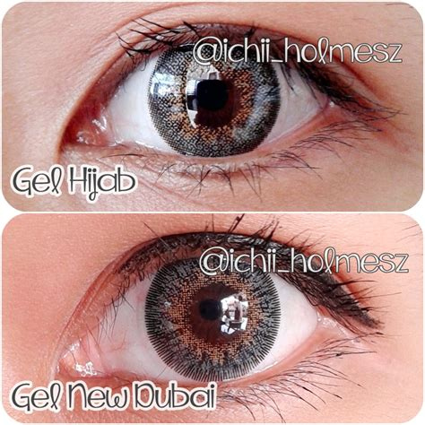 Softlens Sky Soul Baby Blue gel grey review pejalan kaki