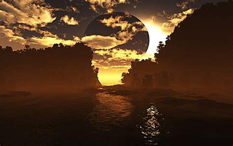 cool warm evening sunset nature sunsets hd desktop wallpaper