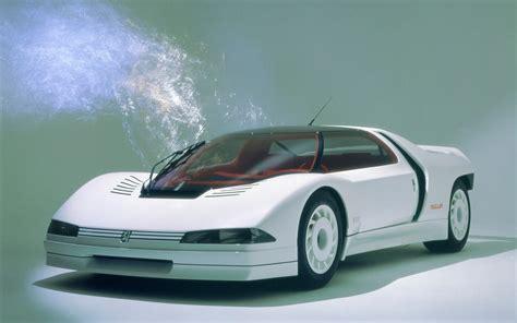 auto pezo old concept cars peugeot quasar concept