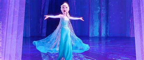 2013 film queen who sings let it go frozen movie gifs signs you ve watched the disney film