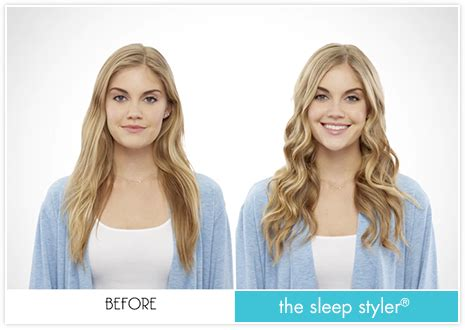 Hair Stylers Shark Tank by The Sleep Styler As Seen On Shark Tank Heat Free Curlers