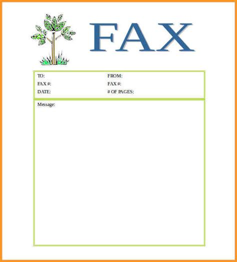 free printable fax cover sheet without downloading free fax cover sheet template download this site