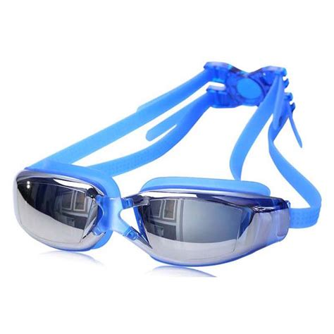 Kacamata Renang Anak Anti Fog Kacamata Renang Anti Fog Uv Protection Dewasa Blue Jakartanotebook