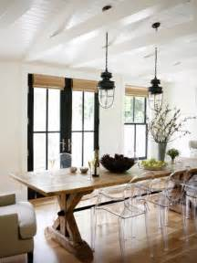 farmhouse dining room design ideas remodels amp designs table sets bamboo house modern