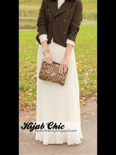 Dini Flowy fashion muslimah inspiration i style