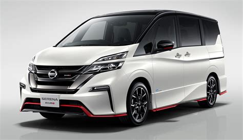 nissan serena nissan serena nismo makes for a sportier proposition
