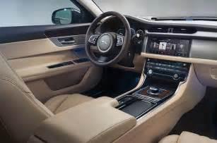 Jaguar Xf Interior Locally Manufactured Jaguar Xf Launched In India Autobics