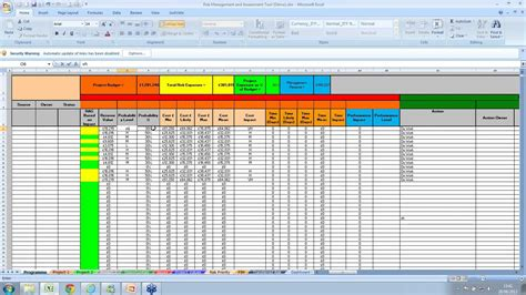 Spreadsheet Risk by Risk Management Is Dead Or Dying Spreadsheet Explained