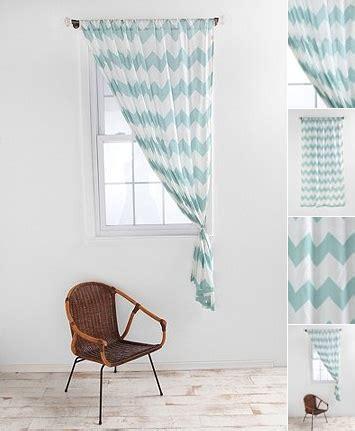 aqua nursery curtains aqua chevron curtains from urbanoutfitters com owie s